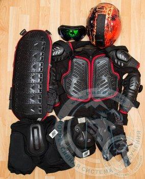 ЧаВо (FAQ) начинающего лыжебордера. 3.Защита для горных лыж и ... 529a5da3344